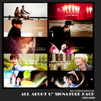 all 'bout u signature pack by 030288