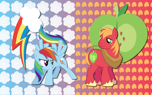 Rainbow Mac WP by AliceHumanSacrifice0