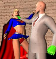 supergirl choked by cattle6