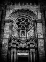 Porto Cathedral by Torkhelle