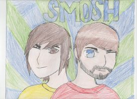 Smosh :D by MaiShark
