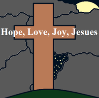 Hope Love Joy Jesuse by 00GlaceonRoxz00