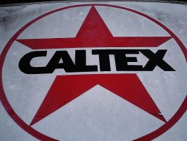 Caltex by LadyGhostEyes