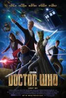 Doctor Who - 'Guardians of the Galaxy' by Mecha-Potato-Alex
