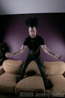 Wayne Static of Static X by JeremySaffer