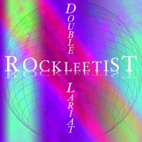 Rockleetist - Double-Lariat single artwork by The-H-Person