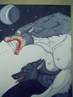 WereWolves by arcticfoxie