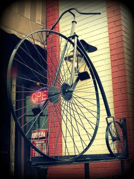 Penny Farthing by dmmayeux