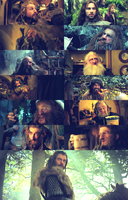 The dwarves by etherealemzo