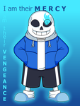 Sans: Mercy and Vengeance by Mad-Hattress-Ari