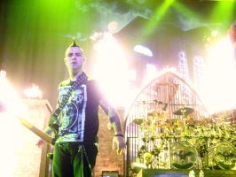 Johnny Christ lookin beastly by x--wolf--x