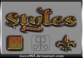 Styles 929 by Rocco 965 by Rocco965