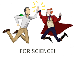 SCIENCE RULES by thenumber42