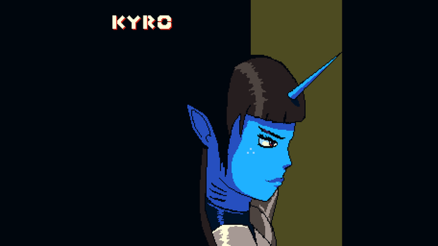 Kyro Title Pic by SolarLune
