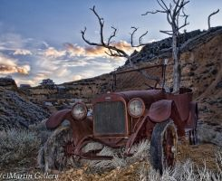 Virginia City car by MartinGollery