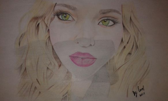 Celebrity Dove Cameron by caytindo