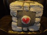 Companion Cube Pattern by lizzy9046
