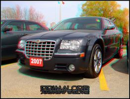 3D Chrysler 300C by PrimalOrB