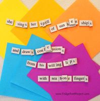 The Daily Magnet #151 by FridgePoetProject