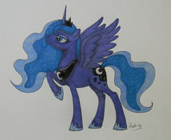 The new Luna by Wolf-Goddess13