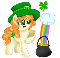 Happy Saint Patrick's Day! by Cloudy-Dreamscape