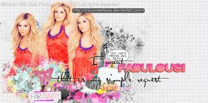 Twitter BG 1 Ashley Tisdale by MissSweeteyes