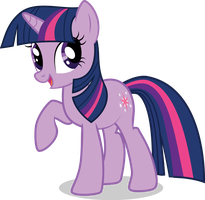 Twilight Sparkle by benybing