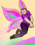 Chief is a Beautiful Butterfly by jameson9101322