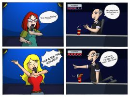 The Reality of Reality TV by ToonYoungster