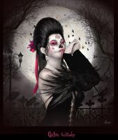 Gothic lullaby by Loveit