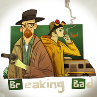 breaking bad by pervin