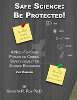 Safe Science Be Protected book cover by Shulky