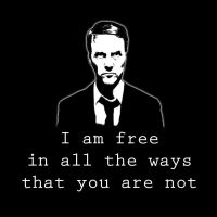 I am free by NacionalistAutonomo