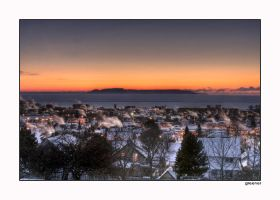 Thunder Bay in the Morning by GreenerPhotography