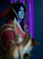 League of Legends: Shyvana by kaloheart7