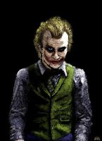 The Joker by H-M-M