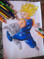 vegetto ssj by Tenemur