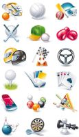 Sport-Icons_vector by p30room