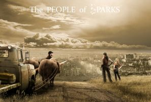 The People of Sparks - The City by Nameisavailable