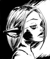 Felle Angie Inks Practice by angieness