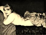 Odalisque by AlternateVisions