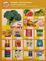 Trader's Joe Indonesia Catalogue by Canary789