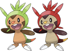 Chespin by KrocF4