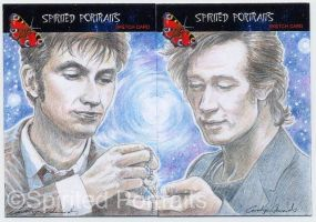 Tenth Doctor handing over... by Timedancer