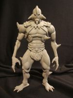 Motuc custom Feral WIP 2 by masterenglish