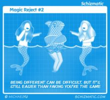 Magic Reject #2 by schizmatic
