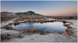 saddle tor morn by sassaputzin