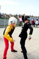 Kid and Soul - London MCM Expo by emmadenise
