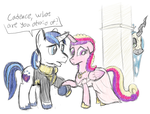 It's an Engagement, Not a Crime. by Smallhacker