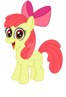 Apple Bloom by AleximusPrime